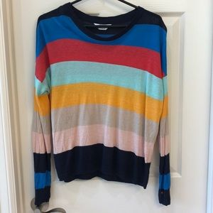 Splendid x Gray Malin Sweater Large